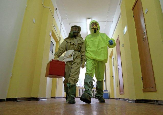 开发者:几内亚有意成为俄抗埃博拉疫苗生产厂的安置地