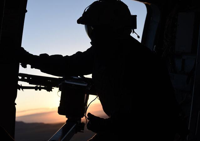 阿富汗前總統:若美意在阿反恐 則應與俄中印合作