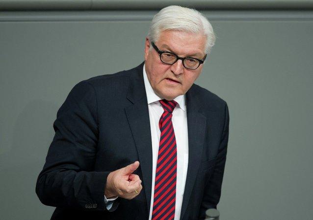 施泰因迈尔将成为第一任访问古巴的德国外长