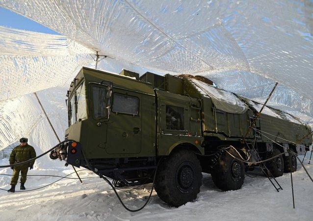 俄罗斯的洲际弹道导弹系统