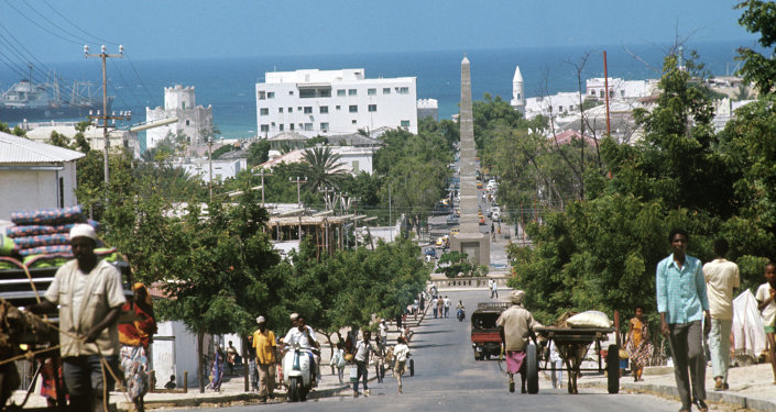 媒体:索马里首都发生强烈爆炸 原因不详