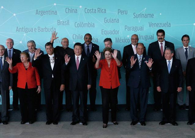 中国准备在拉丁美洲的新突破