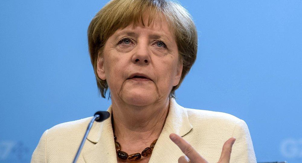 德國總理不排除與俄羅斯建立自由貿易區的可能性