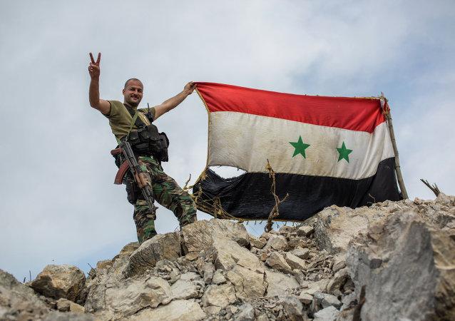 叙利亚军队夺取对拉塔基亚省战略高地的控制权