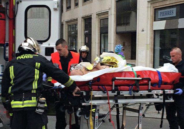 媒体:一名叙利亚人为2015年巴黎恐袭分子制造炸弹