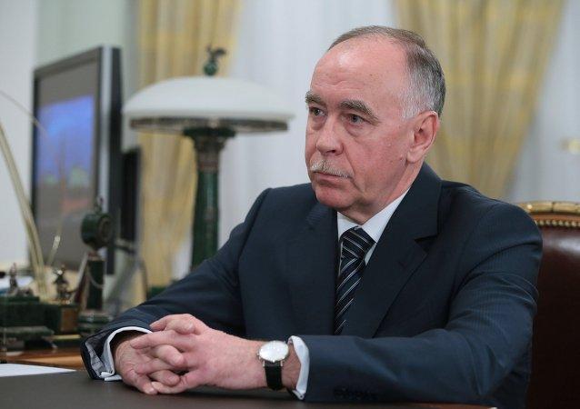 俄罗斯联邦麻醉药品与精神药物流通监管总局局长维克托·伊万诺夫