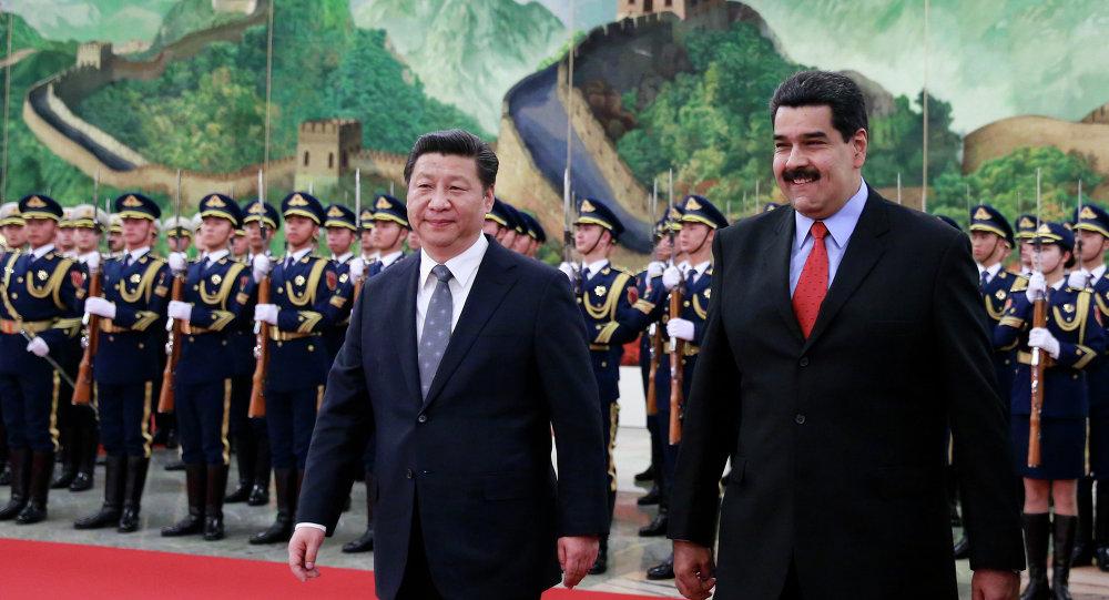中国外交部:习近平主席将于14日下午会见委内瑞拉总统马杜罗