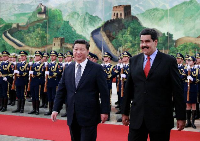 委内瑞拉将从中国获得50亿美元用于扩大石油开采