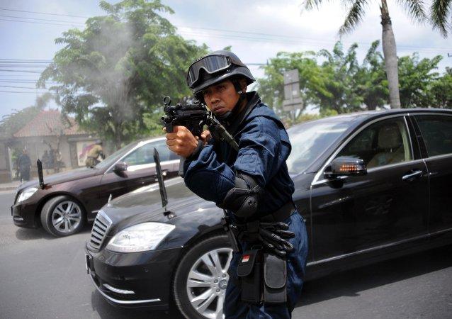 亚洲最大恐怖组织头目在印尼被捕