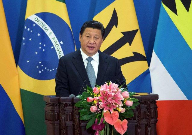 中国国家主席:中方未来五年将为拉美和加勒比国家培训500名媒体从业人员