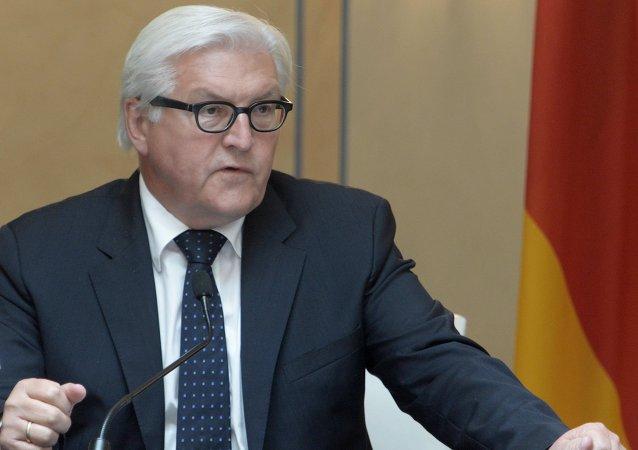 德外长:打击恐怖主义会议将于今夏在柏林举行