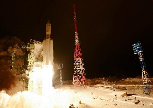 俄专家:建造超重型火箭或将有助于寻找外星生命