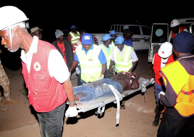 """尼日利亚""""博科圣地""""武装分子发动的袭击致约20人死亡"""