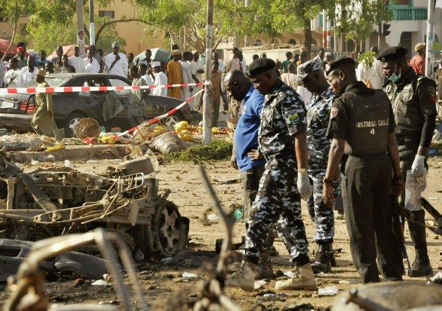 通讯社:恐怖分子在乍得毁坏两村庄,杀害26人