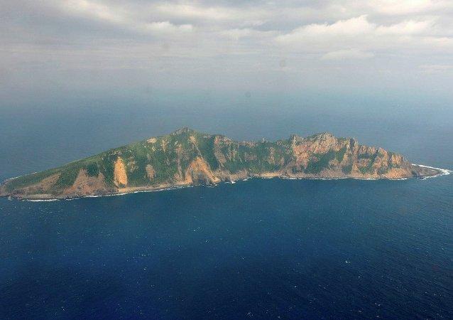 中国已派出三艘巡逻艇前往东海的争议岛屿 (资料图片)