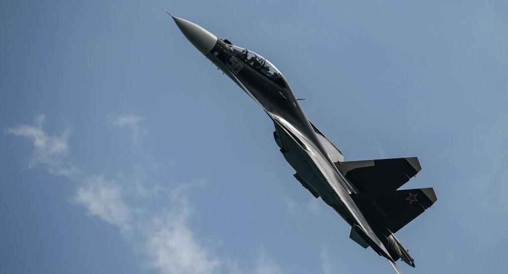 俄伊尔库特集团:苏30战机订单超过470架