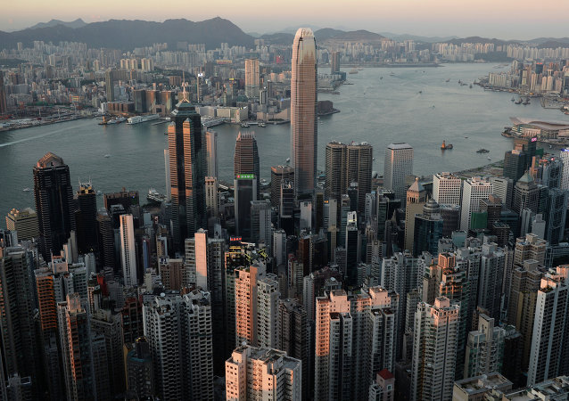 俄罗斯与香港缔结避免双重征税协定