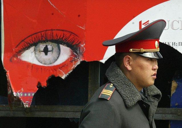 吉尔吉斯斯坦警察