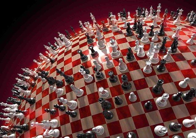 """中国能在""""大游戏""""中打败美国吗?"""