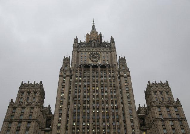 俄认为无法接受限制俄外交官进入美选区的情况