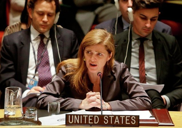 美常驻联合国代表:美韩在地区行动出于保护国民免受朝鲜威胁需要