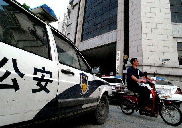 中國南部16名外籍三合會成員被逮捕