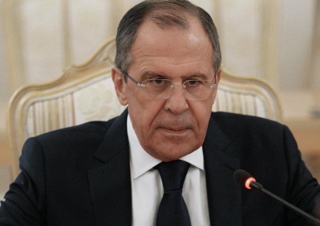 俄外长:乌议会通过顿巴斯决议俄建议德法对其采取措施