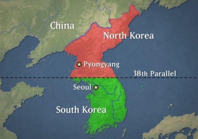 外媒:美国试图延缓朝鲜与韩国的经济合作发展