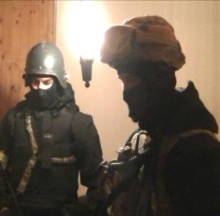 俄内务部人员和中国同行逮捕了绑架勒索案嫌犯