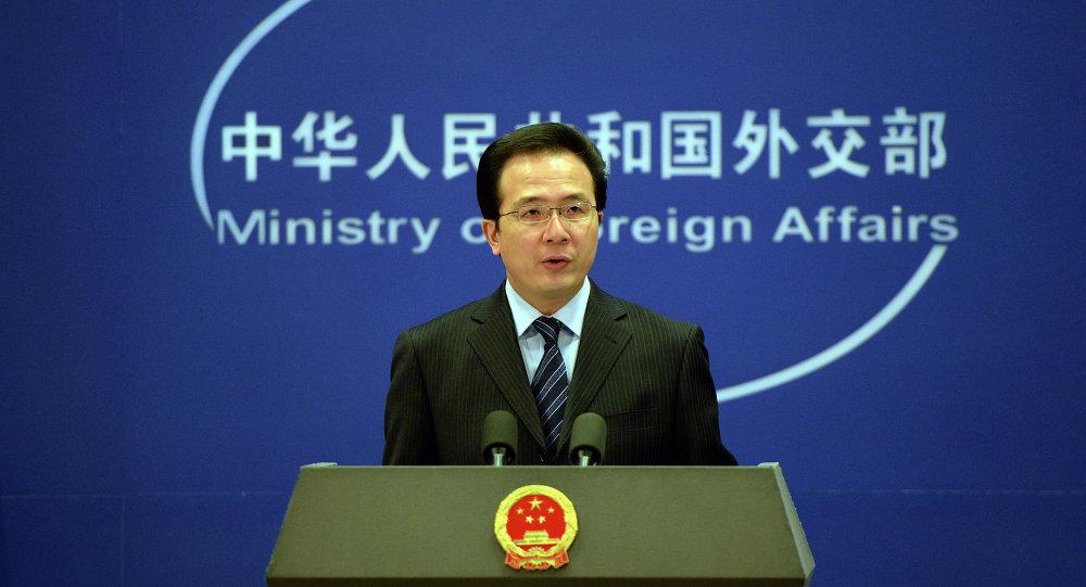 中国副外长张明同伊朗和沙特方面就中东局势交换意见