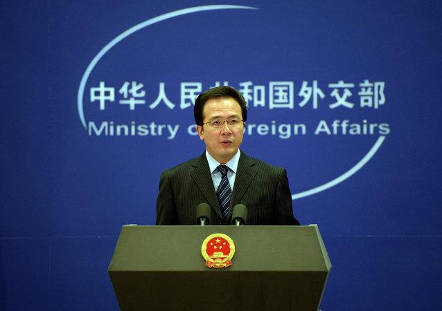 中国对在也门结束军事行动表示欢迎