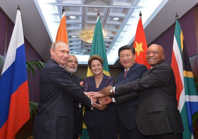 金砖国家发展战略将在乌法峰会上面世