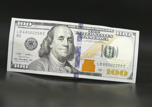 美国10月预算赤字为1365亿美元 高于预期