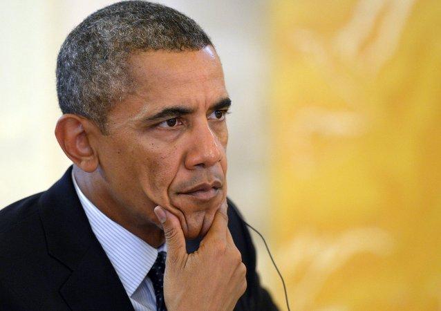 奥巴马:美国在处理同伊朗关系问题上与阿拉伯国家存在分歧