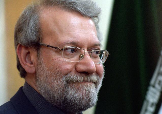 伊朗伊斯兰议会议长拉里贾尼