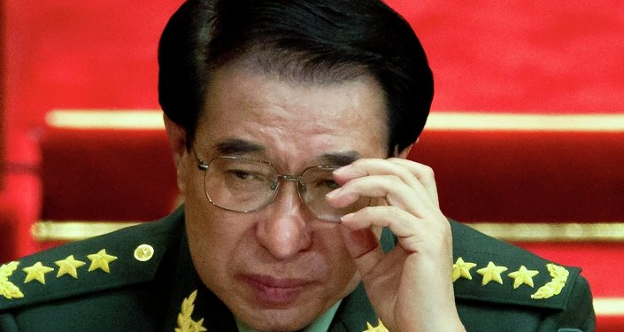 中国16名军级以上干部涉嫌重大贪腐案被立案侦查