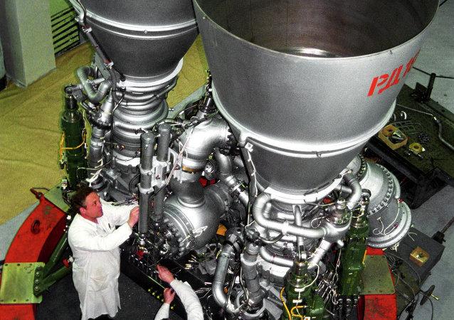 媒体:俄罗斯暂不能向中国供应火箭发动机