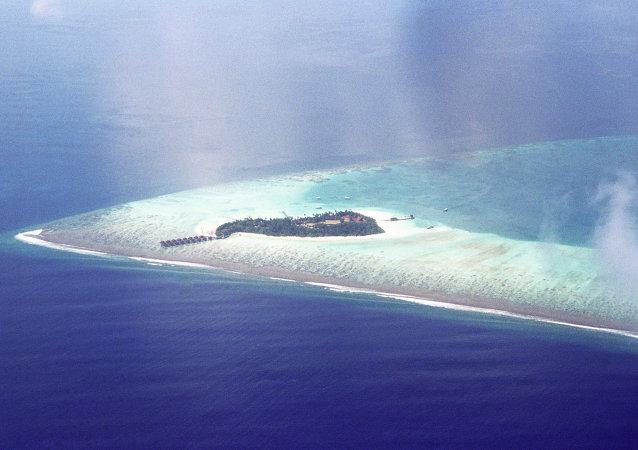 马尔代夫将被淹没•下一个是谁?