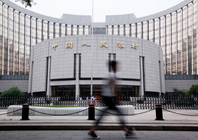 中国央行驳斥媒体关于中国故意使人民币贬值的报道
