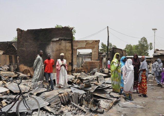 在尼日尔约贝州首府发生爆炸,有人遇难