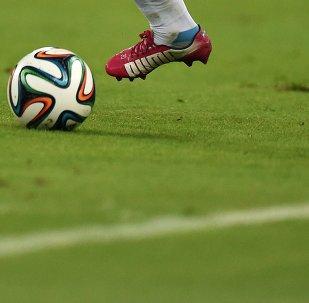 中國男足在2018年世預賽中擊敗韓國隊