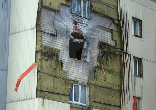 乌军炮击扎比切沃村和机场地区