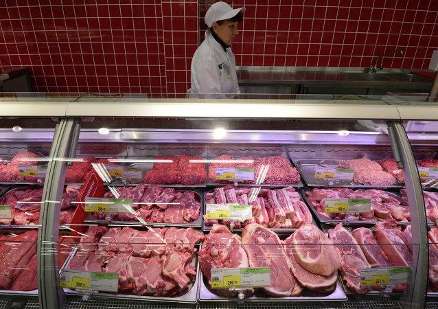 俄农业部长:俄将在2016年开始抢占中国肉类市场