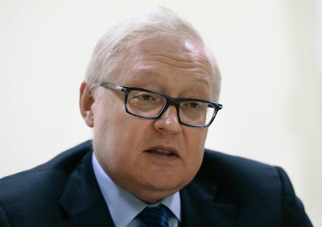 俄副外长:俄外长与美国国务卿在联大期间会晤的问题正在积极研究