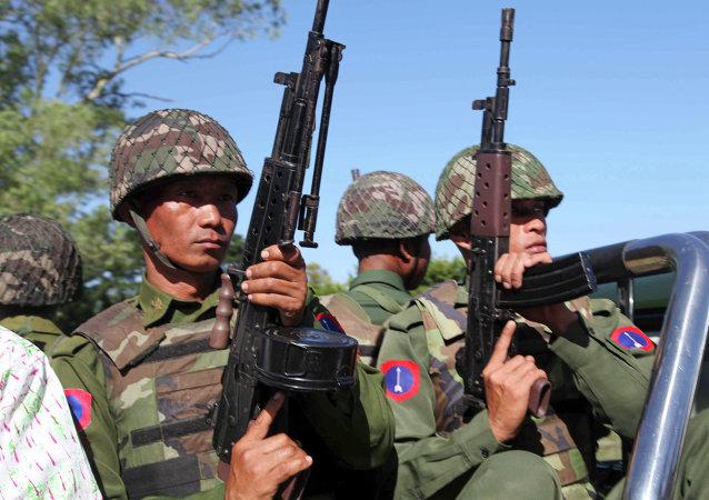 媒体:中缅边境发生激烈冲突 约2千名平民被困