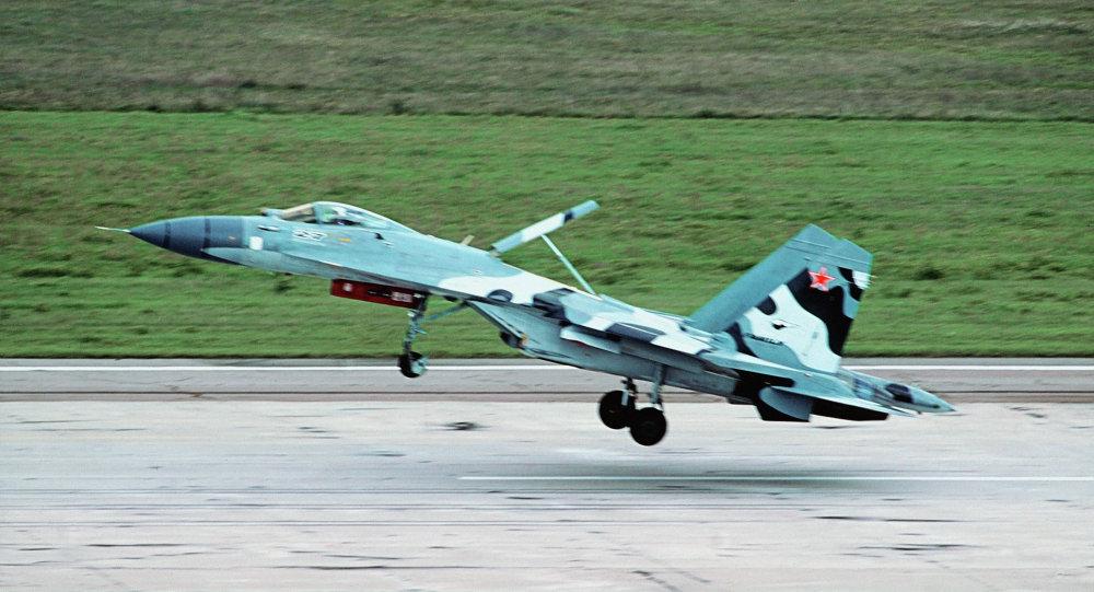 """印度3月份将从苏-30MKI上发射""""布拉莫斯""""导弹"""