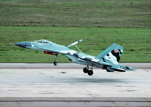 俄印签署苏30MKI战机售后服务协议