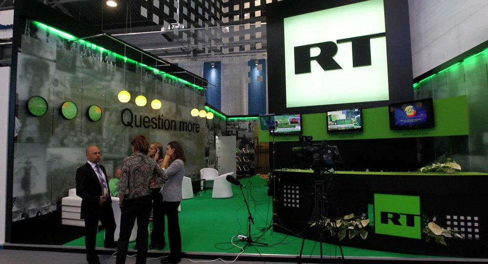 "BBC因在直播中诽谤向""今日俄罗斯""致歉"