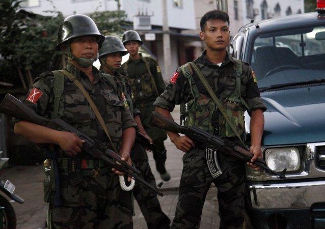 谁是缅甸冲突的幕后人?