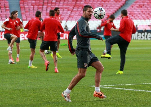 马德里竞技俱乐部可能将吸引中国球员加入